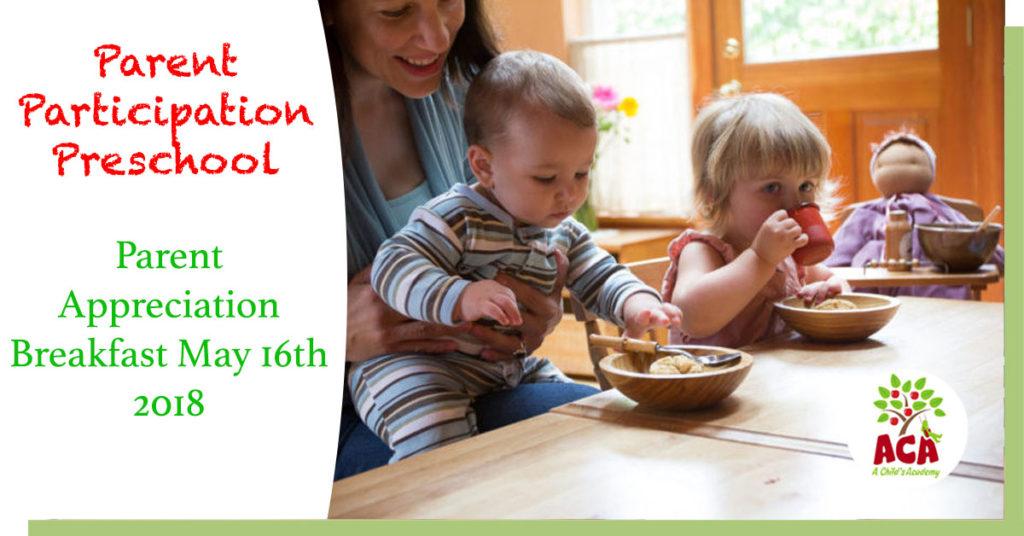 Parent Participation Preschool