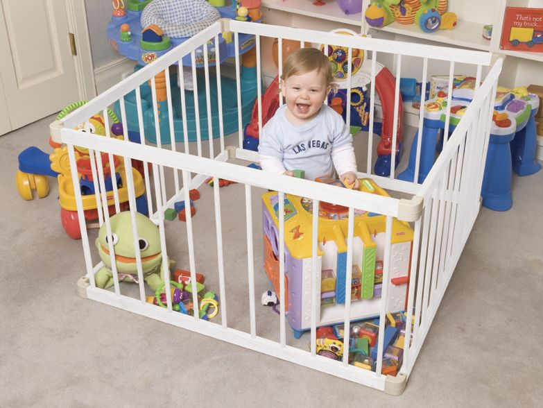 Should I Use a Playpen?