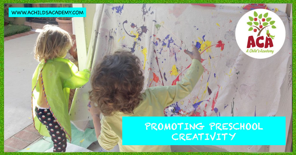 Preschool Creativity